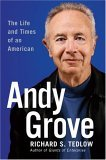 Andy Grove by Richard Tedlow & Andy Grove