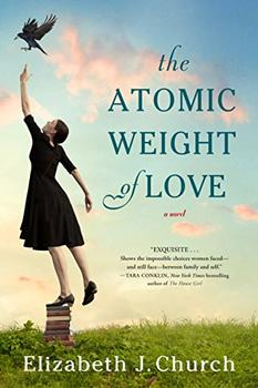 Book Jacket: The Atomic Weight of Love