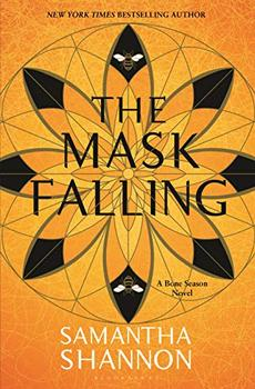 The Mask Falling jacket