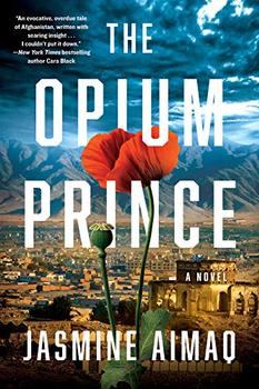 The Opium Prince book jacket