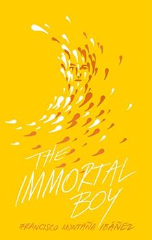 Book Jacket: The Immortal Boy