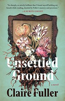 Book Jacket: Unsettled Ground