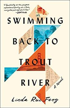Book Jacket: Swimming Back to Trout River
